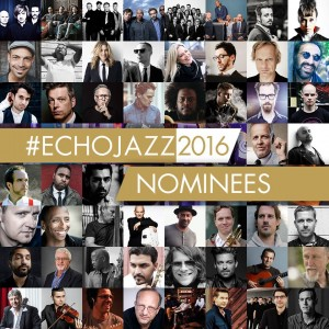 Echo Jazz Nominees 2016